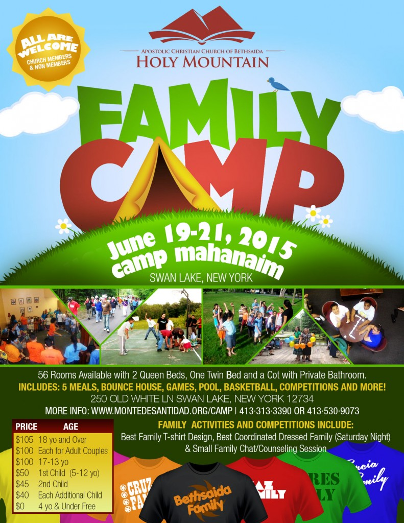 2015 Family Camp